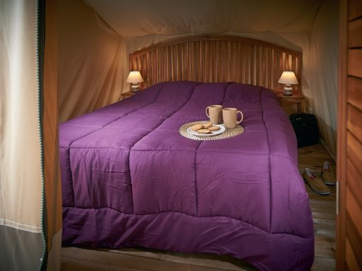 The Acacia sleeping kit