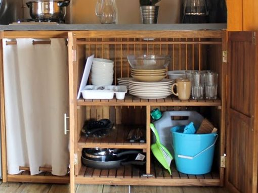 The kitchenware kit