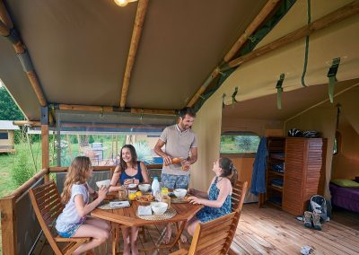Terrasse couverte Kenya 34