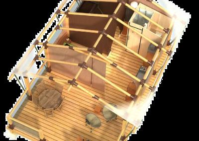 Plan 3D Kenya 34 SDB