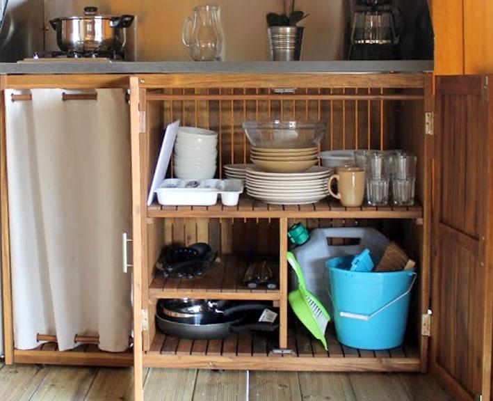 Le kit vaisselle